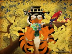 LAS PRUEBAS DE LA SELVA: EL BREBAJE DE GAIA | #Tigre #Blog
