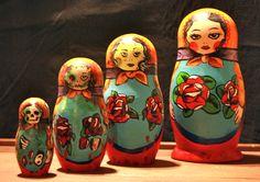 Sporko Sanchez : Matrioska Rotting- Custom- Acrylic on wood Info:   colera.lafamiglia@gmail.com