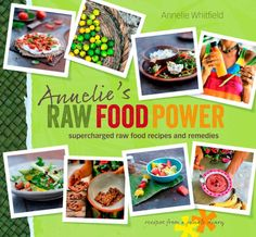 Live raw around the world international raw food recipes for good annelies raw food power supercharged raw food recipes and remedies on scribd forumfinder Image collections