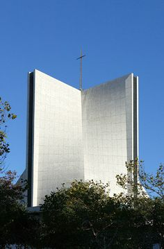 Gallery of AD Classics: The Cathedral of St. Mary of the Assumption / Pietro Belluschi and Pier-Luigi Nervi - 8