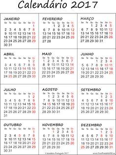 Agenda livre impressão de 2017 anos