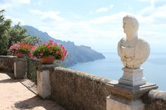The turquoise waters and jagged coast of the Mediterranean are a luxurious and stunning backdrop for VBT's walking journey along the #Amalfi Coast. #Italy