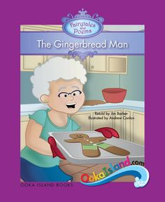 Book 85 The Gingerbread Man