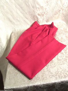 Womens Bull Red Dress Pants Size 8 Petite Kathie Lee Collection