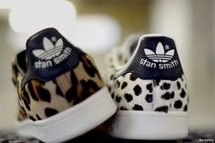 Stan Smith Leo/Panthère