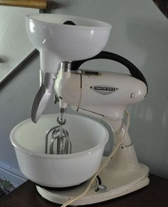 Vintage Hamilton Beach Stand Mixer With Juicer 1949