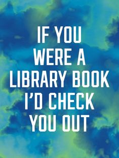 I would. Because books are awesome.