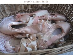 Rachel Ashwell uses a shade of pink she calls 'ballet pink'. Pink Ballet Shoes, Pointe Shoes, Ballerina Pink, Toe Shoes, Ballerina Slippers, Petal On The Wind, Makeup Fx, Shabby Chic Couture, Tiny Dancer