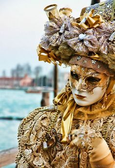 Venice Carnival - need to go back to Venice one day at the right tome of year to see this :-)
