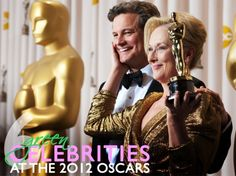 Celebrities who wore eco-fashion to the 2012 Oscars