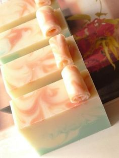 Soap, spring color
