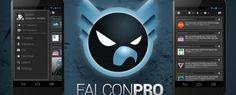 Twitter zmienił jakiś czas temu swoją politykę dotyczącą zewnętrznych aplikacji. Wprowadzone limity użytkowników miały zapewnić Twitterowi dużą grupę klientów korzystających z oficjalnego programu. http://www.spidersweb.pl/2013/02/twitter-falcon-pro.html