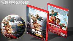 W50 produções mp3: Alvin E Os Esquilos - Na Estrada