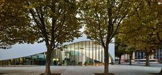 Gallery of Media Library [Third-Place] in Thionville / Dominique Coulon & associés - 28