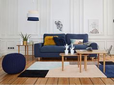 The Redoute Interior will open its doors in the coming months in the Grôlée district. Scandinavian style mix, ethnic vintage, living room, sal … - New Deko Sites Colourful Living Room, Elegant Living Room, Cozy Reading Corners, Interior Decorating, Interior Design, Living Room Inspiration, Home Decor Kitchen, Living Spaces, Room Decor