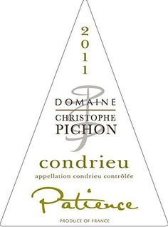 Dessert Wine.....2011 Domaine Christophe Pichon: Condrieu Patience 375 mL -- Find out more details @ http://www.amazon.com/gp/product/B00QJD0V7Y/?tag=wine3638-20&pcd=180816110429