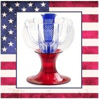WineWeaver Liberty - Fourth of July Special Edition wine aerator #wineaerator #4july
