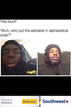 Find images and videos about funny, lol and hits blunt on We Heart It - the app to get lost in what you love. Really Funny Memes, Stupid Funny Memes, Funny Tweets, Funny Relatable Memes, Funny Posts, Funny Stuff, Funny Humor, Random Stuff, Funny Deep Thoughts