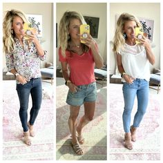 Three #ootd from this last week!
