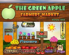 The Green Apple by Laura Barbosa