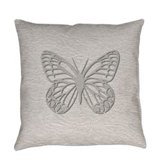 Cute Grey Butterfly Everyday Pillow> Silver Butterfly Leather> Technotext NL - design for print Silver Pillows, Grey Pillows, Throw Pillows, Butterfly Gifts, Playroom Decor, Leather Texture, Colorful Pillows, Grey Leather, Backdrops