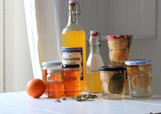 Preserves and cordials | Wolves in London