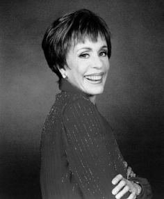 Carol Burnett! The funniest woman alive. She has brought such joy to so many.