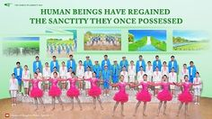 """New Heaven and New Earth   Stage Play Drama """"Chinese Choir 13th Performance""""   The #Church of #AlmightyGod"""