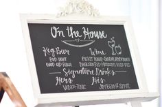 hosted bar wedding // macy marie photography wedding
