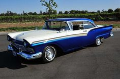1957 Ford Fairlane 500!                                                                                                                                                                                 Más