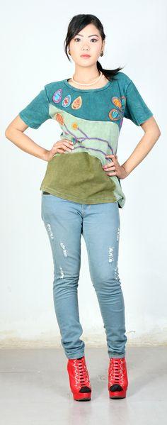 Kleidung - Kleider - Kleid - beste Design Kleid - Hosen - Jacken - Frauen tragen - Modekleidung - hochwertige Kleidung http://www.nepalartshop.com
