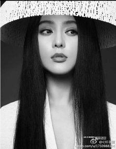 Fan Bingbing 范冰冰 for Harper's Bazaar China World Most Beautiful Woman, Beautiful Women, Asian Woman, Asian Girl, My Fair Princess, Li Bingbing, Fan Picture, Portraits, Chinese Actress