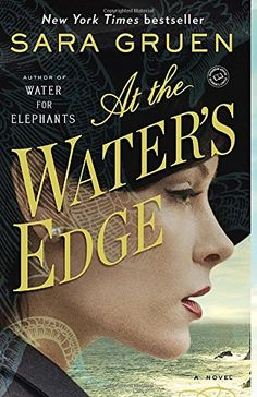 A novel by Sara Gruen (same author of Water for Elephants). A very good book but not as good was Water for Elephants. I did enjoy it though and I think you will also. I Love Books, New Books, Good Books, Books To Read, Library Books, Library Cards, Random House, Reading Lists, Book Lists