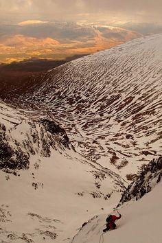 scottish mountains, whoa