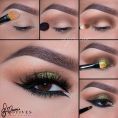 Motives by Loren Ridinger is a trusted name in makeup, skin care, and body care. Makeup Eye Looks, Eye Makeup Steps, Skin Makeup, Eyeshadow Makeup, Makeup Art, Beauty Makeup, Eye Makeup Pictures, Eye Makeup Designs, Smokey Eye Makeup Tutorial