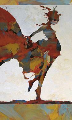 "Portrait Drawing Brush Fire - Description ""Limited Edition Fine Art Reproduction"" x with mat or (without mat) with foam core backing. Abstract Portrait, Portrait Art, Organic Art, Schmuck Design, African Art, African Abstract Art, Figure Painting, Figurative Art, Love Art"
