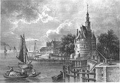 Kleiner Zugkran Hoorn 1858