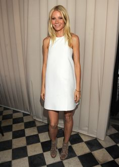 Why we love it: The easy silhouette is a mainstay and conjures up images of minimalist beauties like Gwyneth Paltrow. It's an easy piece to dress up or down with the right accessories, and its breezy shape is the perfect option to slip into on hot Summer days. Best for: Athletic builds. The looser silhouette skims the body but doesn't hug curves or define a waist. If you want to play up your stems or showcase toned biceps, this dress is ideal.
