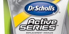 Dr. Scholl's ActiveSeries - The Dieline -