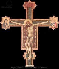 Crucifix - Simone Martini