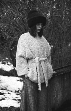 HER NEW TRIBE — blueberrymodern:     Samuji Fall Winter 2015 |...