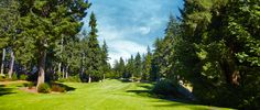 Canterwood Golf & Country Club in Gig Harbor, WA