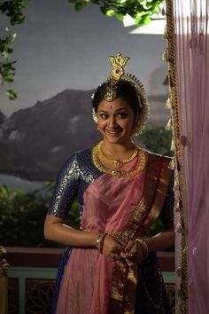 Keerthy Suresh @ Mayabazar Movie Making Stills from Mahanati Girl Photo Poses, Girl Photos, Budget Fashion, Fashion Tips, Women's Fashion, Beauty Full Girl, Beauty Women, Cute Actors, Most Beautiful Indian Actress