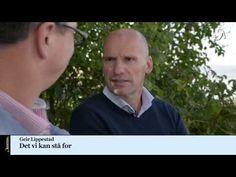 ▶ Geir Lippestad - Det vi kan stå for - YouTube