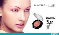 Ombretto #Maybelline! Venite a scoprire tutta la collezione nei nostri negozi! #tigotà #Natale