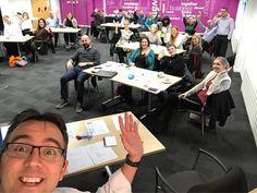 Big group #selfie - what else do you expect at a social Media workshop!! #EmbracetheSpace #SocialMediaTraining #SocialMedia #Glasgow #NSDesign #alwayslearning #masterclass #facebookforbusiness #instagramforbusiness #twitterforbusiness