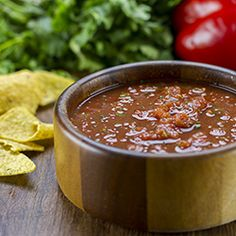 Classic Salsa + 8 dips perfect for tailgating!