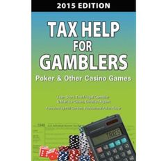 Tax Help For Gamblers? You Bet!