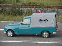 Renault 4 L pick up