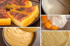 Le flan pâtissier sans pâte, l'astucieuse recette pour un dessert gourmand - La Recette